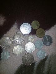 Продам монеты россии