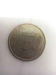 50 центов евро 2002 г.