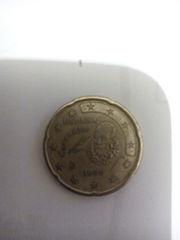 Монеты евроценты 2002 г.,  1999 г.