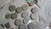 Советски рубльеи и монеты.и копейки