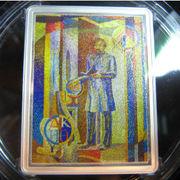 «Ы.Алтынсарин» монета серебряная Редкая