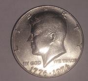 США 1/2 доллара 1976 г.